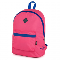 Student backpack OXY Street fashion pink