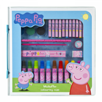 Colouring case Peppa Pig