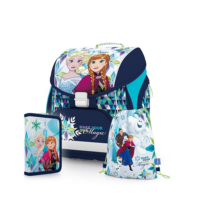 School set premium Frozen - Backpack 7369df7a25