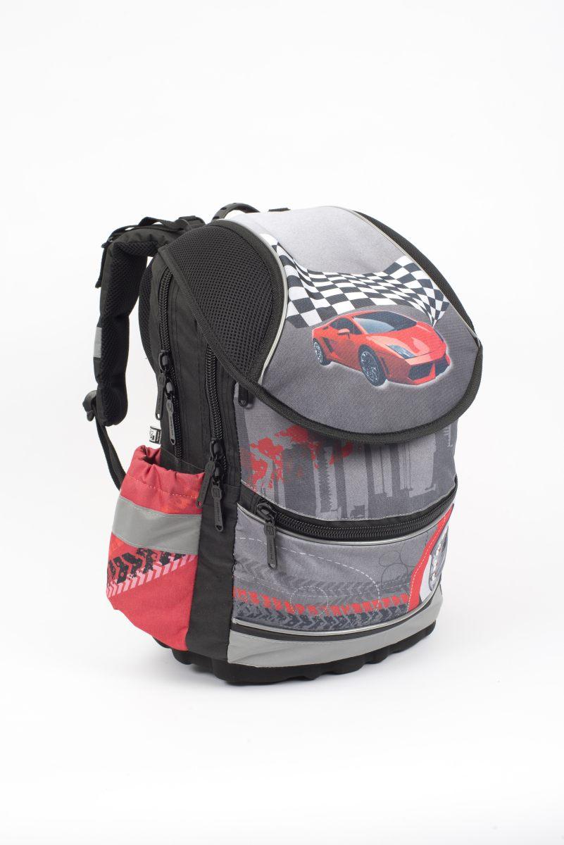 9826bac92cb Anatomical backpack PLUS Junior Car - Školní potřeby » BATOHY A ...