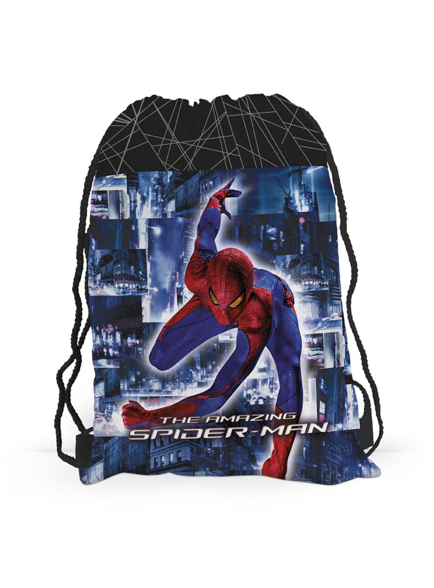 8d3aebd848c Sport sack Spiderman - Školní potřeby » SÁČKY A ZÁSTĚRY » Sáčky