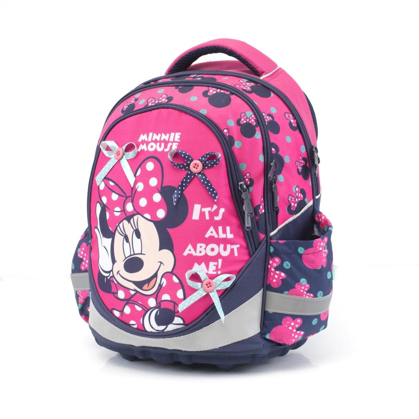 2c9e3eca392 Anatomical backpack ERGO JUNIOR Minnie - Školní potřeby » BATOHY A ...