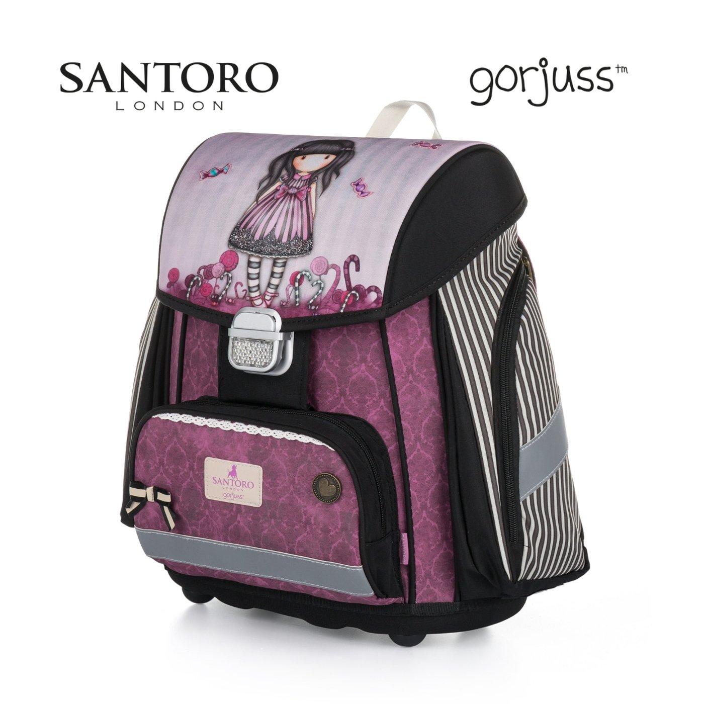 389aacfa18 School Backpack PREMIUM Sugar And Spice - Školní potřeby » BATOHY A ...