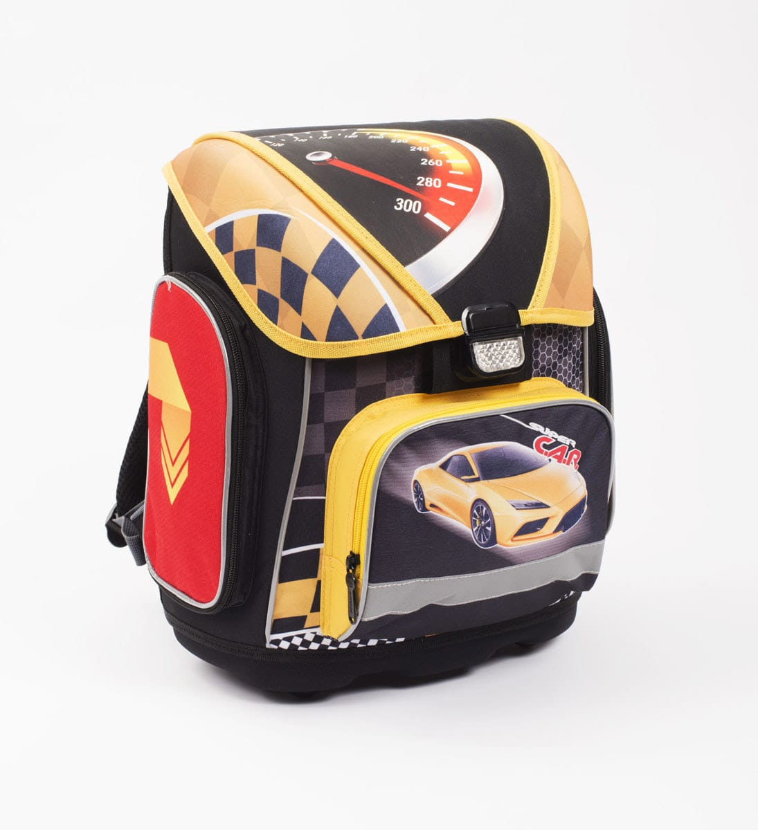 f2977c337c2 Anatomical backpack PREMIUM Car - Školní potřeby » BATOHY A AKTOVKY ...