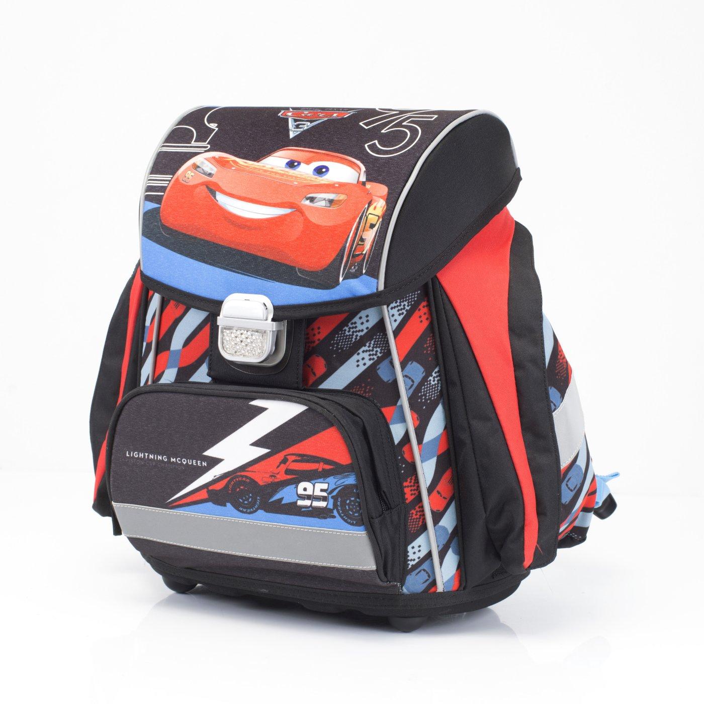 cce132e5d19 Anatomical backpack PREMIUM Cars - Školní potřeby » BATOHY A AKTOVKY ...