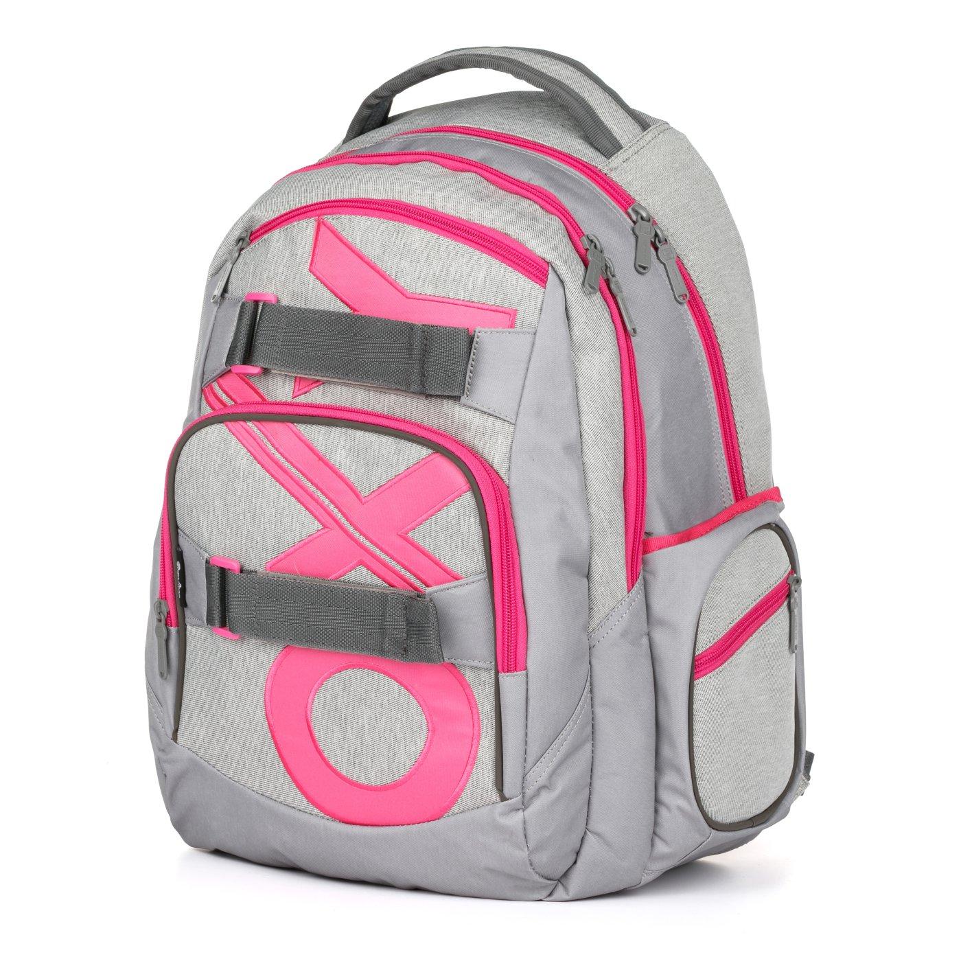 ... Studentský batoh OXY Style Fresh pink Bez licence · Image b502a141f2